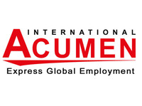 Acumen International - Employment services
