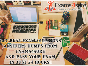 Exams4sure - Online courses