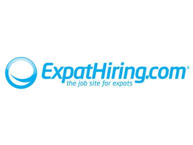ExpatHiring.com - the job site for expats - Job portals
