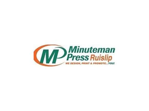 Minuteman Press Ruislip - Print Services
