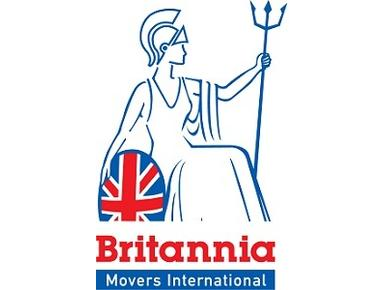 Britannia Movers International Plc - Relocation services