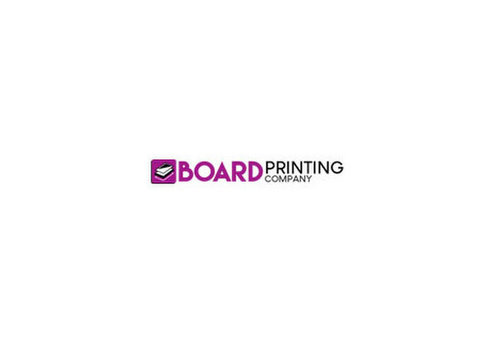Board Printing Company - Print Services