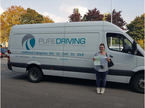 Pure Driving - Trailer Training - Driving schools, Instructors & Lessons