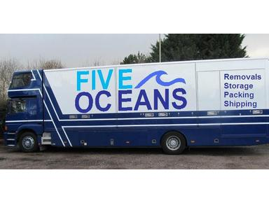 Five Oceans Moving LTD - Removals & Transport