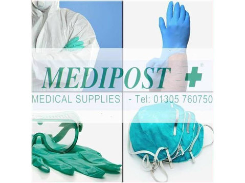 Medipost (uk) Ltd - Pharmacies & Medical supplies