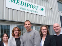 Medipost (uk) Ltd (1) - Pharmacies & Medical supplies