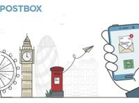 UK Postbox (2) - Postdiensten
