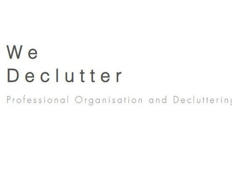 Wedeclutter - Decluttering Services - Cleaners & Cleaning services