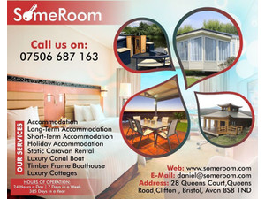 Someroom.com | Free Advertising for Landlords in Bristol - Accommodatie