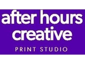 After Hours Creative Studio - Advertising Agencies