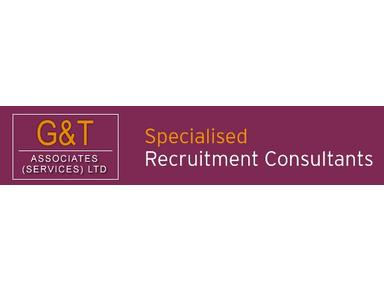 G &T Associates - Recruitment agencies