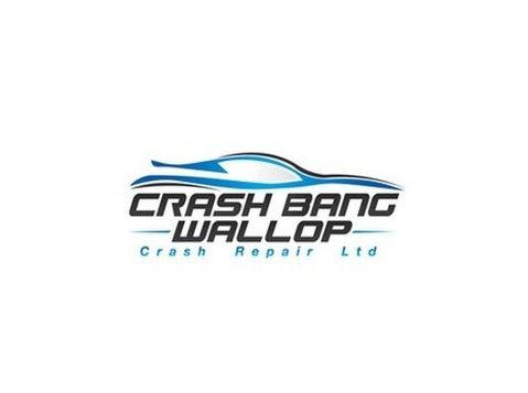 Crash Bang Wallop Crash Repair Ltd - Car Repairs & Motor Service