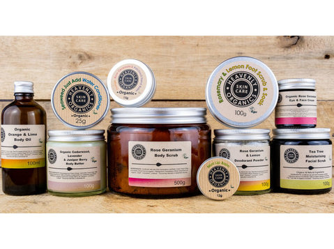 Heavenly Organics Skin Care - Wellness & Beauty