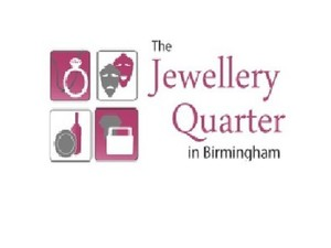 The Jewellery Quarter Birmingham - Schmuck