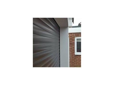 Cheltenham Roller Doors - Windows, Doors & Conservatories