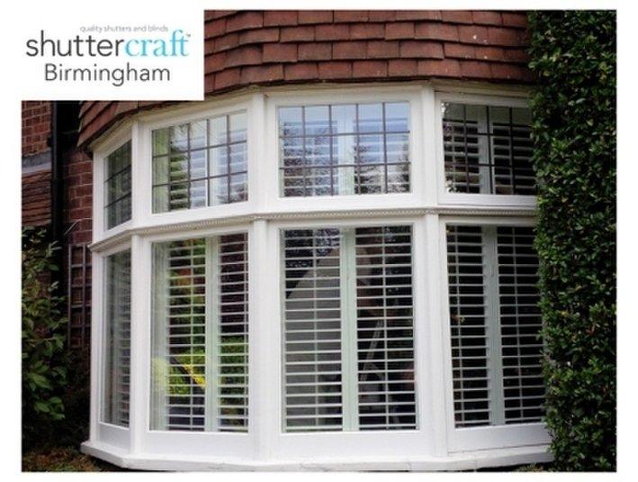 Shuttercraft Birmingham - Windows, Doors & Conservatories