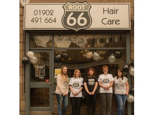 ROOT 66 Hair Care - Hairdressers