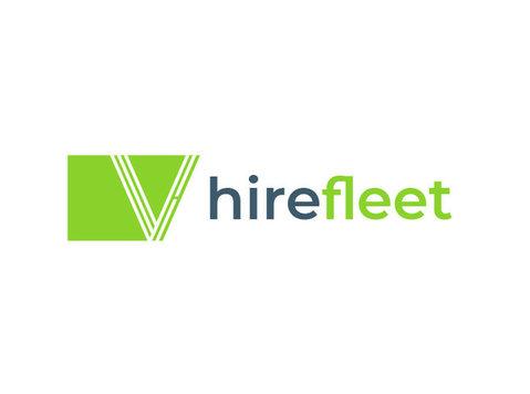 hirefleet - self drive van hire - Car Rentals