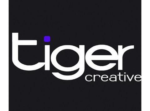 Tiger Creative - Webdesign