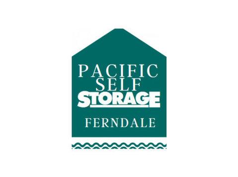 Pacific Self Storage - Ferndale - Storage