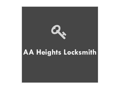 AA Heights Locksmith - Home & Garden Services