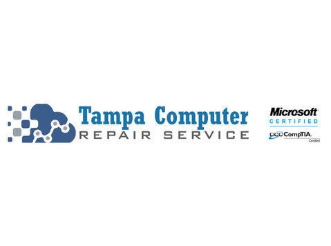Tampa Computer Repair Service - Computer shops, sales & repairs