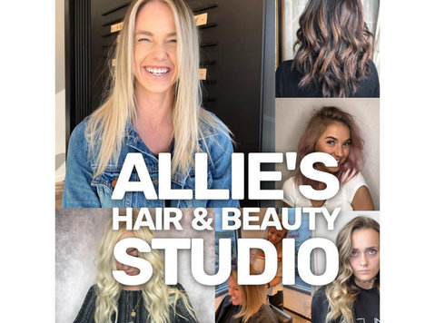 Allie's Hair & Beauty Studio - Hairdressers