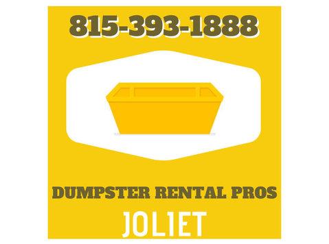 Dumpster Rental Pros of Joliet - Home & Garden Services
