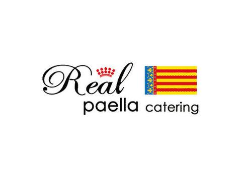 Real Paella Catering - Organic food
