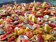 Real Paella Catering (1) - Organic food
