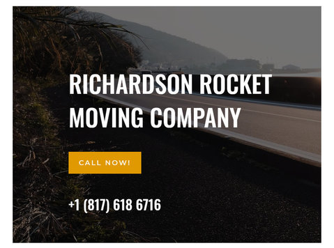 Richardson Rocket Moving Company - Storage