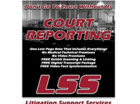 Litigation Support Services (1) - Conference & Event Organisers