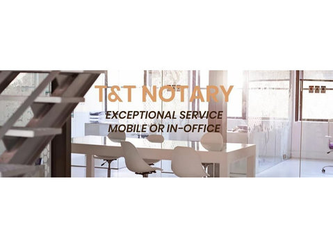 T & T Notary - Notaries