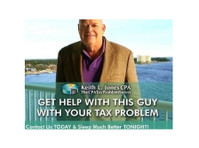 Keith L. Jones, CPA. TheCPATaxProblemSolver (2) - Tax advisors