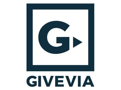 Givevia - Nakupování