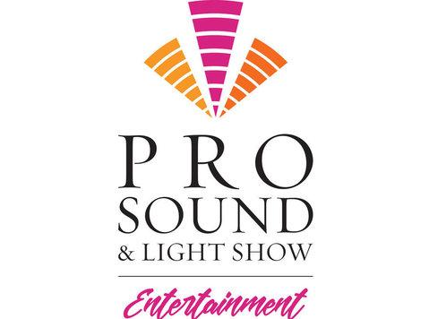 Pro Sound & Light Show - Live Music