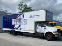 Straight Shot Moving (1) - Removals & Transport
