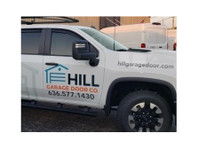 Hill Garage Door Co. (3) - Home & Garden Services