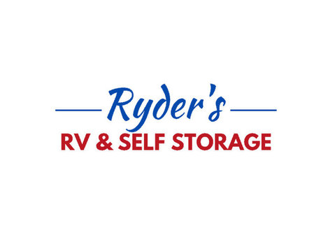 Ryder's RV & Self Storage - Storage
