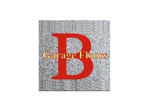 Bloomington Garage Floors - Builders, Artisans & Trades