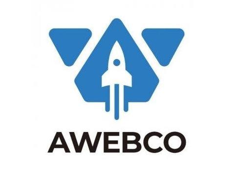 Awebco - Webdesign