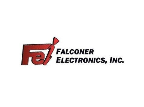 Falconer Electronics - Electrical Goods & Appliances