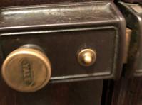Lock Bunny (8) - Security services