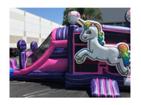 Inflatable Party Magic (3) - Children & Families