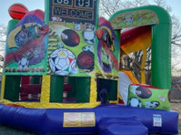 Inflatable Party Magic (5) - Children & Families