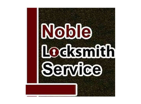 Noble Locksmith Service - Security services