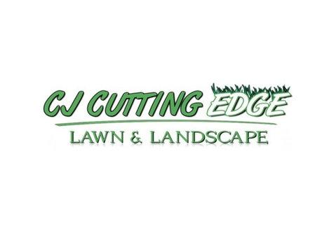 CJ Cutting Edge Lawn & Landscape - Gardeners & Landscaping
