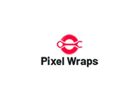 Pixel Wraps, Pixel Wraps - Print Services