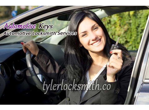 Tyler Locksmith Co - Security services