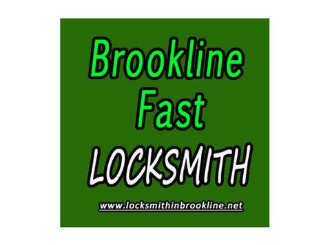 Brookline Fast Locksmith - Security services